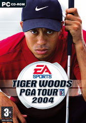 Tiger Woods 2004 for PC
