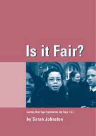 Is it Fair? by Sarah Johnston