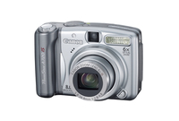 Canon A720IS 8.0Mp 6x Optical Dig Camera Bundle image