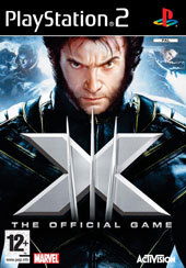 X-Men III: The Official Game for PlayStation 2