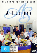 All Saints - Complete Season 3 (10 Disc Box Set) on DVD