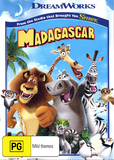 Madagascar (New Packaging) on DVD
