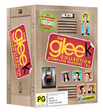 The Gleek Collection - The Complete First & Second Seasons on Blu-ray