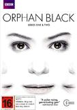 Orphan Black - Season 1 & 2 Box Set on Blu-ray
