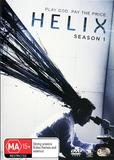 Helix - Season 1 DVD