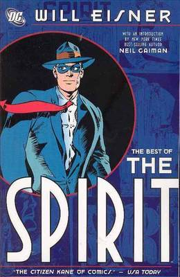 The Best Of The Spirit by Will Eisner image
