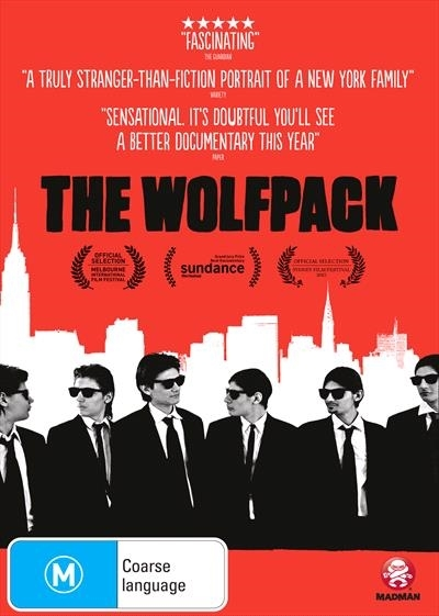 The Wolfpack on DVD