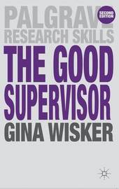 The Good Supervisor by Gina Wisker image