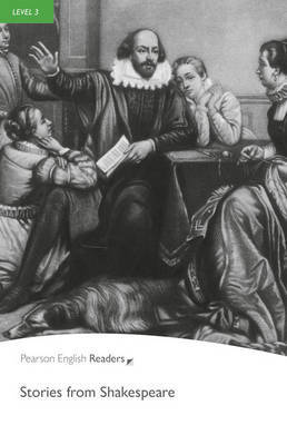 Level 3: Stories from Shakespeare by William Shakespeare image