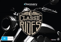 Classic Rides Collector's Set on DVD