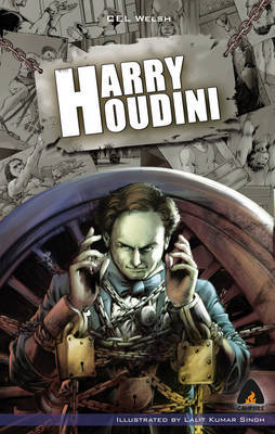 Harry Houdini by C.E.L. Welsh image