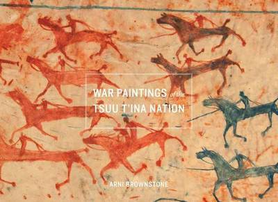 War Paintings of the Tsuu T'ina Nation by Arni Brownstone image
