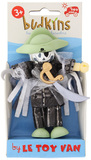 Le Toy Van: Budkins - Ghost Pirate Phanto