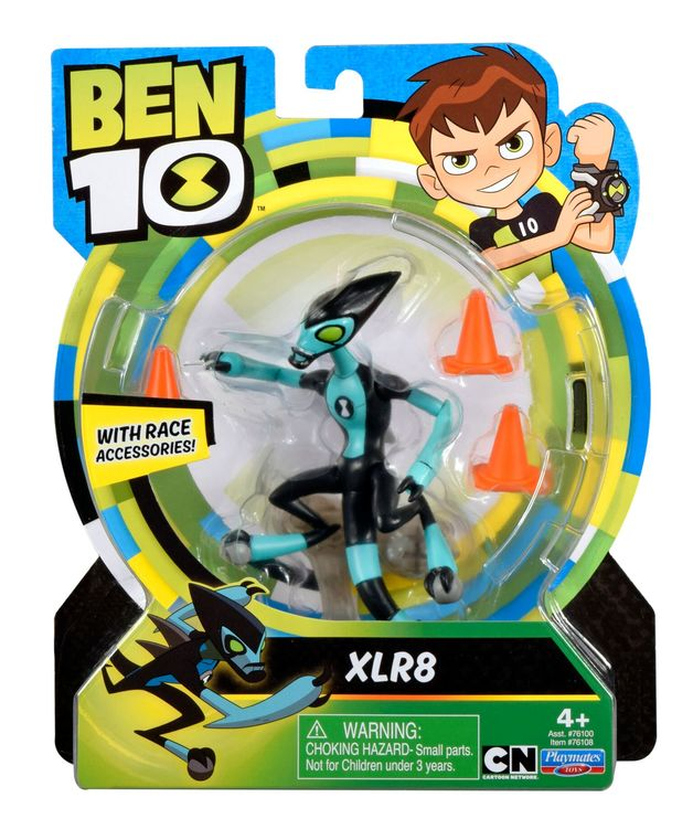 Ben 10: XLR8