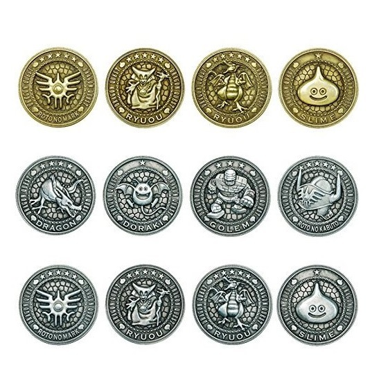 Dragon Quest: Treasure Collection - Coin Replica (Blind Box) image