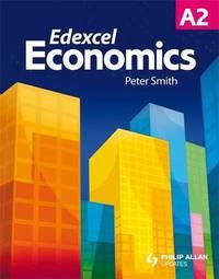 Edexcel A2 Economics by Paul Smith image