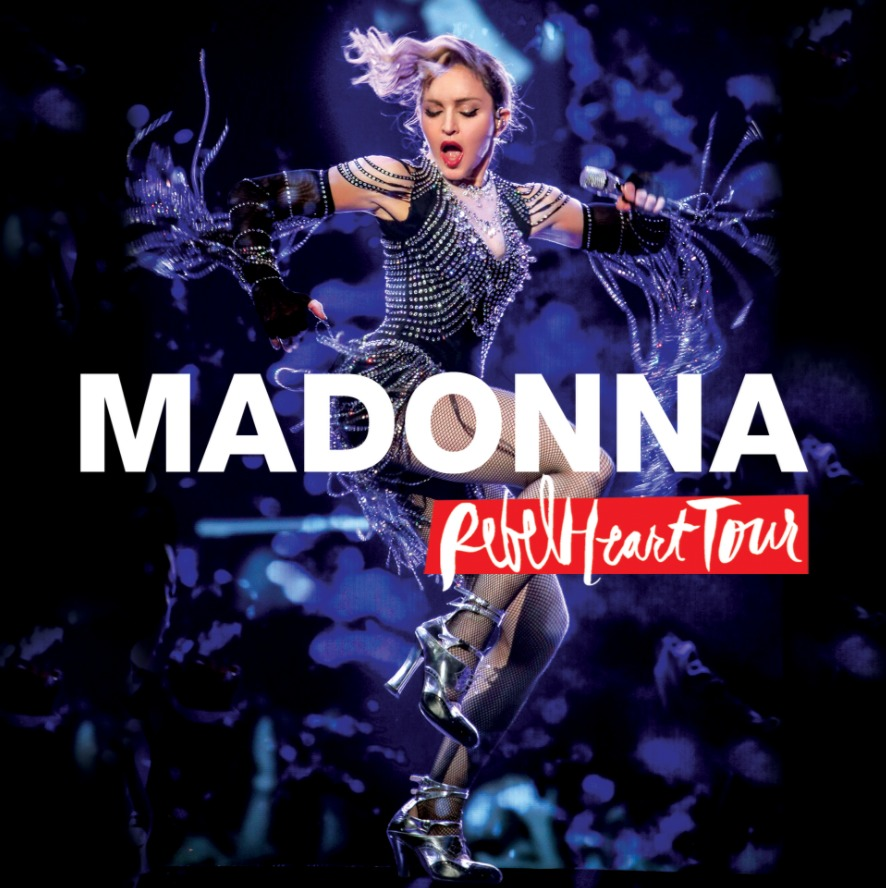Madonna - Rebel Heart Tour by Madonna image