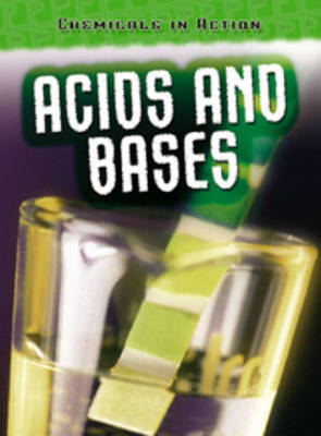 Acids and Bases by Chris Oxlade image