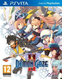 Demon Gaze II for PlayStation Vita