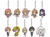 Cardcaptor Sakura: Clear Rubber Strap - (Blind Box)