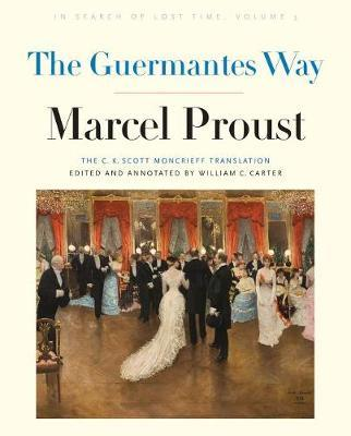 The Guermantes Way by Marcel Proust image