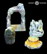 Secret Weapon: Caverns and Mines - Troll Hole Set