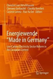 """Energiewende """"Made in Germany"""""""