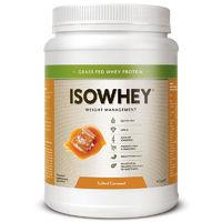 IsoWhey: Weight Management Shake - Salted Caramel (672g)