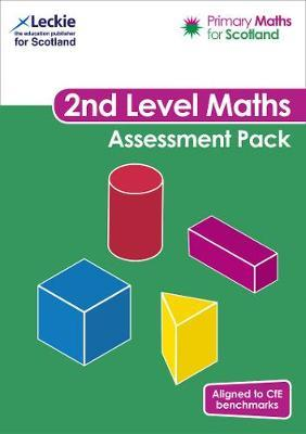 Primary Maths for Scotland Second Level Assessment Pack by Craig Lowther