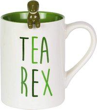 Tea-Rex Mug and Spoon Set