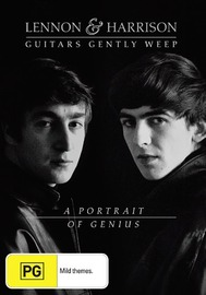 Lennon & Harrison: Guitars Gently Weep DVD