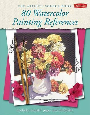 Artist's Source Book: 80 Watercolor Painting References image