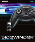 MS Sidewinder Game Pad USB