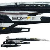Mass Effect SSV Normandy Ship Replica - SR-2 Cerberus Variant