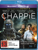 Chappie on Blu-ray