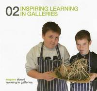 Inspiring Learning in Galleries 02 by Barbara Taylor