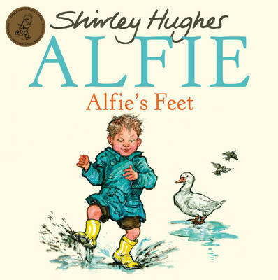Alfie's Feet by Shirley Hughes image