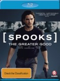 Spooks: The Greater Good (BR) on Blu-ray