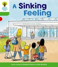 Oxford Reading Tree: Level 2: Patterned Stories: A Sinking Feeling by Thelma Page