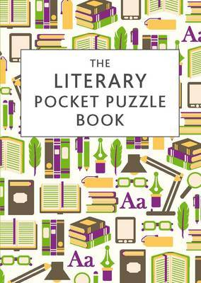 The Literary Pocket Puzzle Book by Neil Somerville image