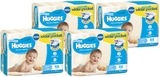 Huggies Ultra Dry Nappies Bulk Shipper - Infant Boy 4-8kg (192)