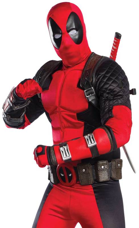 Deadpool Collector's Edition Costume (Size XL)