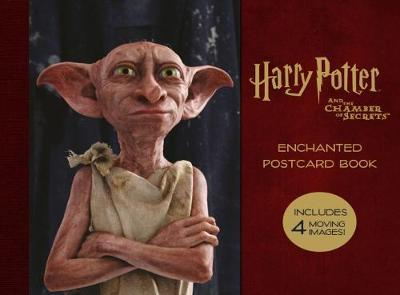 Harry Potter and the Chamber of Secrets Enchanted Postcard Book image