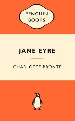 Jane Eyre (Popular Penguins) by Charlotte Bronte