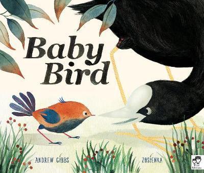 Baby Bird by Andrew Gibbs image