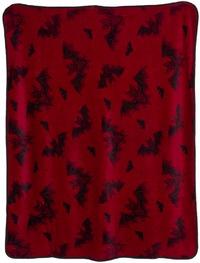 Sourpuss: Bat Attack Blanket