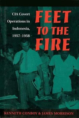 Feet to the Fire by Kenneth Conboy