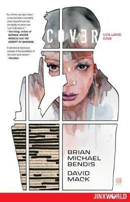 Cover Volume 1 by Brian Michael Bendis