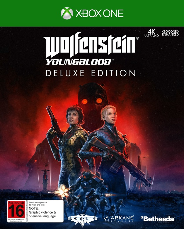 Wolfenstein Youngblood Deluxe Edition for Xbox One