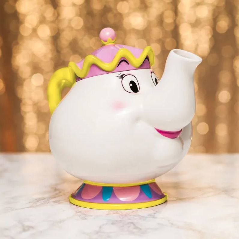 Beauty And The Beast Mrs Potts Tea Pot image